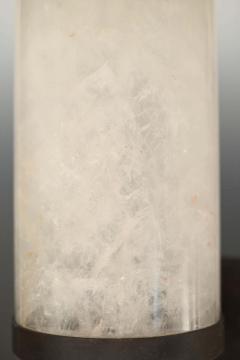 Modern Rock Crystal Quartz Sconces - 2073975