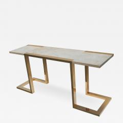 Modernist Console Table - 1208683