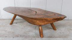 Modernist Live Edge Cocktail Table - 1076772