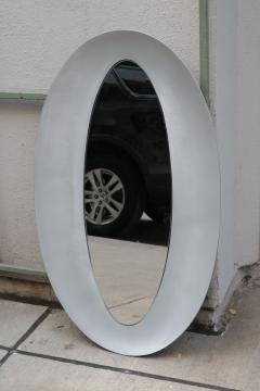 Modernist Oval Mirror by Lorenzo Burchiellaro - 1921672