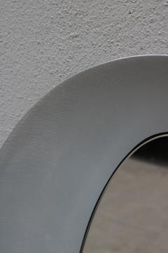 Modernist Oval Mirror by Lorenzo Burchiellaro - 1921673