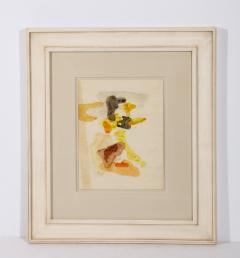 Modernist Watercolor by Hilde Sigal - 1156203