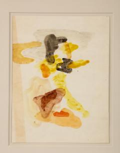 Modernist Watercolor by Hilde Sigal - 1156205