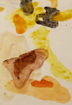 Modernist Watercolor by Hilde Sigal - 1156206