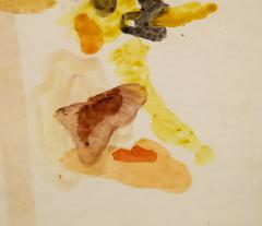 Modernist Watercolor by Hilde Sigal - 1156208