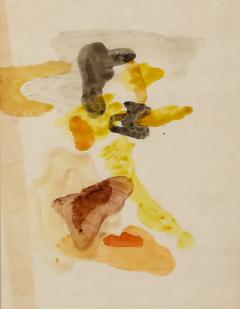 Modernist Watercolor by Hilde Sigal - 1176702