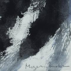 Mogens Andersen MOGENS ANDERSEN GOUACHE COMPOSITION - 2123300