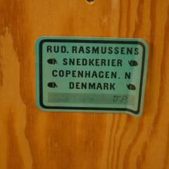 Mogens Koch Cabinet - 368216