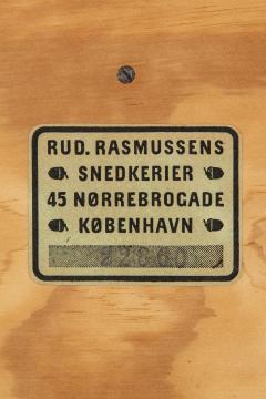 Mogens Koch MOGENS KOCH BOOKCASES - 1182247