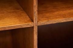 Mogens Koch Mogens Koch Oak Bookcase for Rud Rasmussen Cabinetmakers Denmark 1930s - 2020525