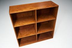 Mogens Koch Mogens Koch Oak Bookcase for Rud Rasmussen Cabinetmakers Denmark 1930s - 2020528