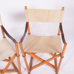 Mogens Koch Pair of Mogens Koch Mk 16 Folding Chairs - 2085322