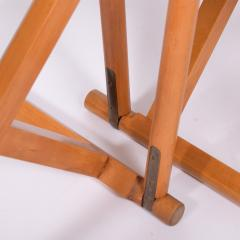Mogens Koch Pair of Mogens Koch Mk 16 Folding Chairs - 2085323