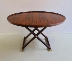 Mogens Lassen Mogens Lassen Egyptian Folding Table in Rosewood - 1749675