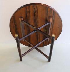 Mogens Lassen Mogens Lassen Egyptian Folding Table in Rosewood - 1749679