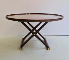 Mogens Lassen Mogens Lassen Egyptian Folding Table in Rosewood - 1749683