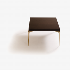 Montage Colette Occasional Tables Walnut in Ebony by Montage - 301596