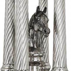 Monumental Belle Epoque style solid silver fountain - 1683213