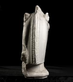 Monumental Cast Sculpture of Horse Head After the Antique at British Museum - 2137075