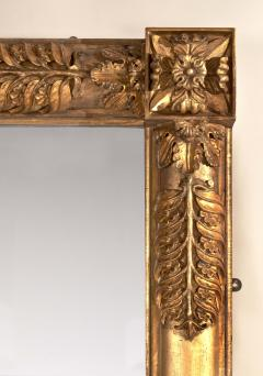 Monumental Classical Gilt Wood Pier Mirror - 55186