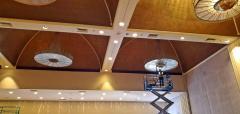 Monumental Midcentury Art Deco Style Ballroom Chandelier with Provenance - 1713356