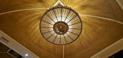 Monumental Midcentury Art Deco Style Ballroom Chandelier with Provenance - 1713357
