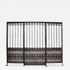 Monumental Oscar B Bach Gates from Bank of NY Trust Co  - 1084178