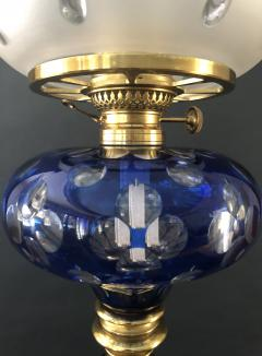 Monumental Overlay Glass Lamp - 1387150