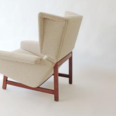 Monumental Pair of Italian 1960s Lounge Chairs - 1952085