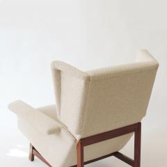 Monumental Pair of Italian 1960s Lounge Chairs - 1952090