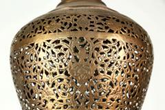 Moorish Brass Hanging Light Fixture - 338476