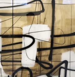 Morgan Clayhall Abstract Enamel - 1354076