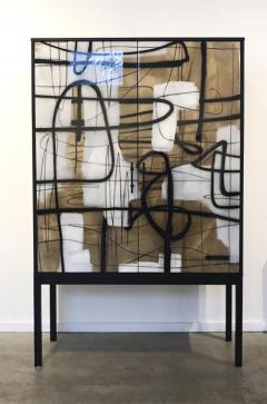 Morgan Clayhall Abstract Enamel - 1354078
