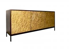 Morgan Clayhall The Gold Graffiti Cabinet by Morgan Clayhall - 1352371