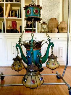 Moroccan Inspired Chandelier from the Sahara Hotel Las Vegas - 1748168