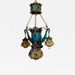 Moroccan Inspired Chandelier from the Sahara Hotel Las Vegas - 1750233