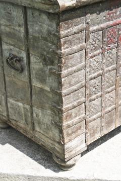 Moroccan Ironbound Coffer - 1465821