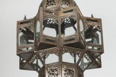 Moroccan Star Shape Pendant - 338906