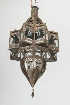 Moroccan Star Shape Pendant - 338908