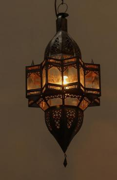 Moroccan Star Shape Pendant - 338909