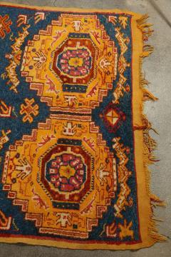 Moroccan Tribal Rug - 338375