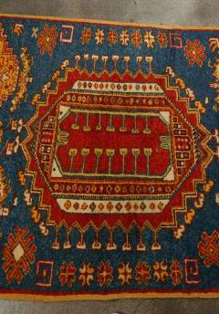 Moroccan Tribal Rug - 338376