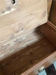 Morris of California Walnut Chest of Drawer by Morris of California - 1156481