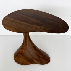 Morten Stenbaek Sculptural Solid Walnut Pedem Side Table Morten Stenbaek - 1053628