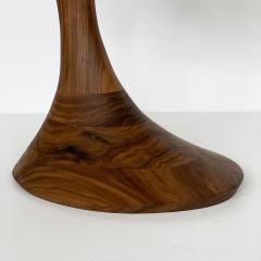 Morten Stenbaek Sculptural Solid Walnut Pedem Side Table Morten Stenbaek - 1053633
