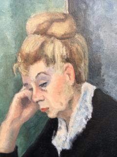 Moses Soyer Mother of the Artist  - 1714408