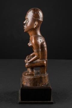 Mother and Child Figure Phemba Kongo DRC beginning 20th C - 2024103