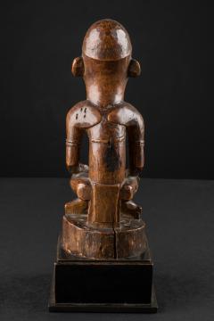 Mother and Child Figure Phemba Kongo DRC beginning 20th C - 2024104