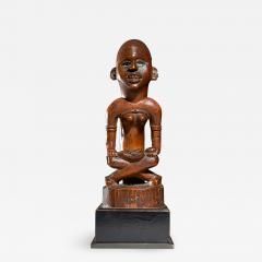 Mother and Child Figure Phemba Kongo DRC beginning 20th C - 2028559