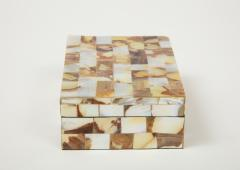 Mother of Pearl Decorative Box - 1173289